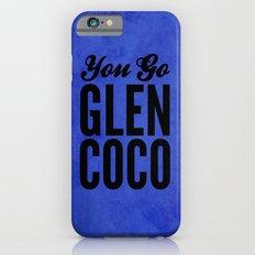 Glen Coco Blue iPhone 6 Slim Case