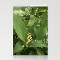 Old Lilies Stationery Cards