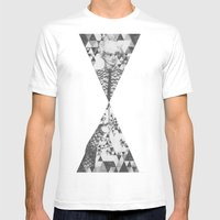 The Smallest Colour Mens Fitted Tee White SMALL