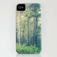 iPhone Cases featuring Inner Peace by Olivia Joy StClaire