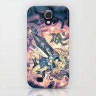Splashing In 8Bit Galaxy S4 Slim Case