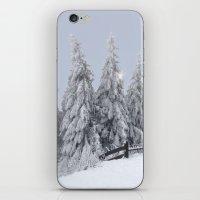 Winterzeit  iPhone & iPod Skin