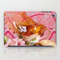 Coffee anyone?! iPad Case