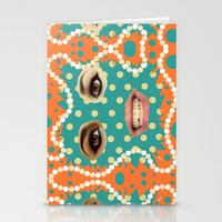 I Don't Know Art, But I … Stationery Cards