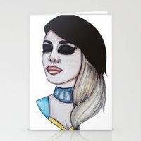 Miss Ashley Dzerigian Stationery Cards