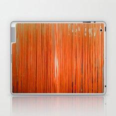 ORANGE STRINGS Laptop & iPad Skin