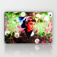 Audrey Hepburn  Design Laptop & iPad Skin