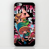 Piece Keepers iPhone & iPod Skin