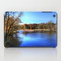 Kishwaukee River iPad Case