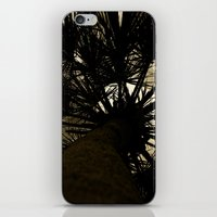 Palm Reaching To The Storm iPhone & iPod Skin