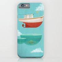 Floating Boat iPhone 6 Slim Case