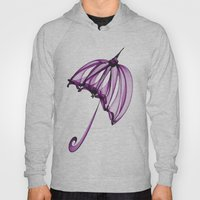 Purple Umbrella Hoody