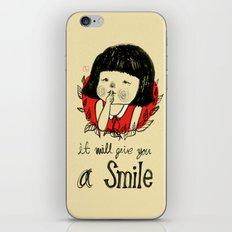 shiiii- you will smile :) iPhone & iPod Skin