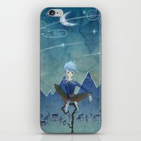 Jack Frost iPhone & iPod Skin