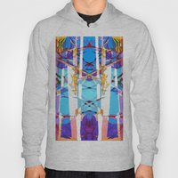 Colored Window Hoody