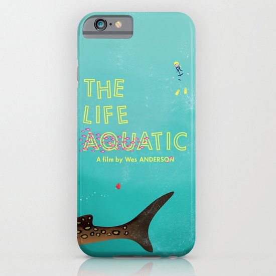 The Life Aquatic iPhone & iPod Case