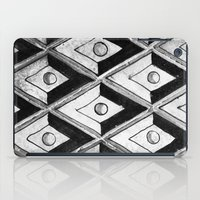 Tiling With Pattern 2 iPad Case