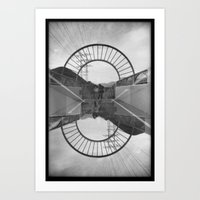 Abstracts (35mm) Art Print