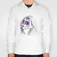 Sugar Skull Girl Hoody