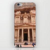 Petra, Jordan iPhone & iPod Skin