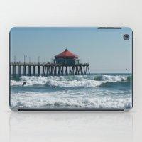 Huntington Beach Life iPad Case