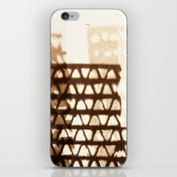 Skyline - Stacked iPhone & iPod Skin