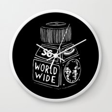 S6 WORLD WIDE!!!! Wall Clock
