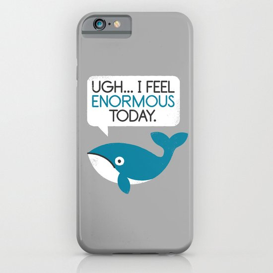 Water Weight iPhone & iPod Case