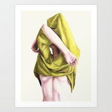 Unfeigned Art Print