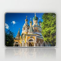 Russian Orthodox Cathedr… Laptop & iPad Skin