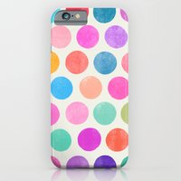 iPhone & iPod Case featuring colorplay 8 by Garima Dhawan