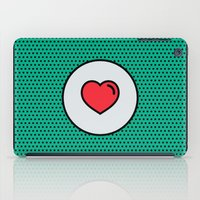 Love Is In The Air! iPad Case