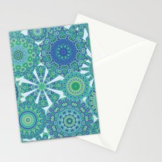 Millefiori Karma-Oceania colorway Stationery Cards