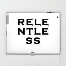 RELENTLESS Laptop & iPad Skin