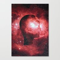 Head Space (No.3) Canvas Print