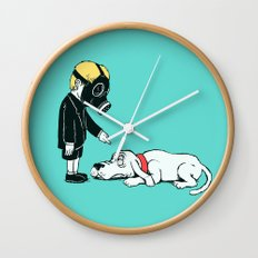 Are you My Mother? Wall Clock