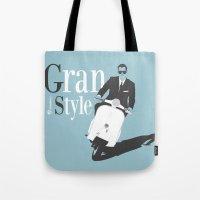 Grand Style Tote Bag