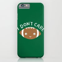 Football Thoughts iPhone 6 Slim Case