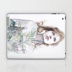 Breathe in, breathe out Laptop & iPad Skin