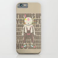 THUMBS UP YOUR LIFE iPhone 6 Slim Case