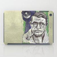 Sartre  - Nothingness iPad Case