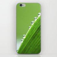 On The Edge Of Green - W… iPhone & iPod Skin