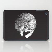 PURRFECT MOON iPad Case