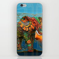 Elephant's Dream iPhone & iPod Skin
