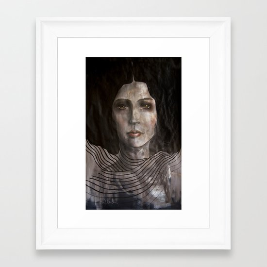 :::HEAVY::: Framed Art Print