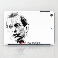 Vote Carlos Danger iPad Case