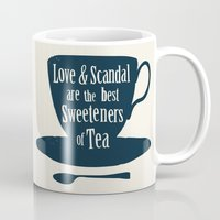 Love & Scandal Are The B… Mug