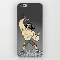 Epic iPhone & iPod Skin