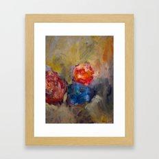 Flower Series 4 Framed Art Print