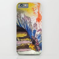iPhone & iPod Case featuring Young Warrior Dreams by Taylor Starnes